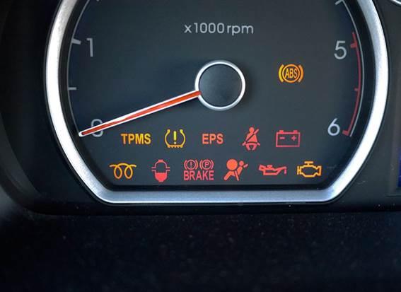 TMPS - Control de Presión de Neumáticos